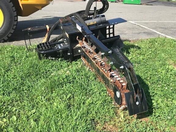 2014 John Deere TR48B Trencher For Sale