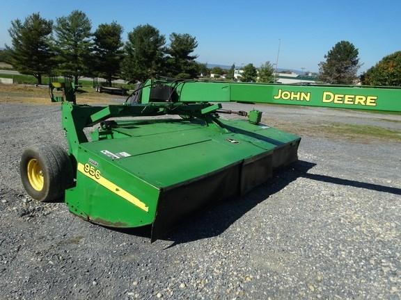 2006 John Deere 956 Mower Conditioner For Sale