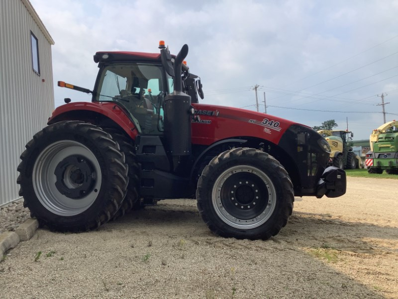 2020 Case IH Magnum 340 AFS Connect Tractor For Sale
