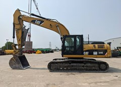 Excavator For Sale 2010 Caterpillar 329D