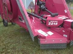 Rotary Cutter For Sale Bush Hog 2215 Flex-Wing