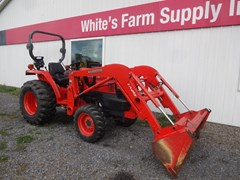Tractor - Compact Utility For Sale 2005 Kubota L3400HST , 34 HP
