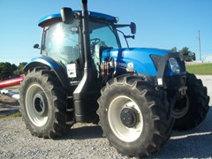 Tractor For Sale 2013 New Holland T6.155