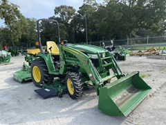 Tractor - Compact Utility For Sale 2018 John Deere 3033R , 33 HP