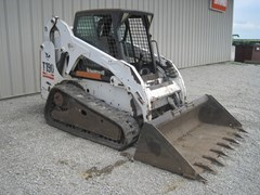 Skid Steer-Track For Sale 2006 Bobcat T190