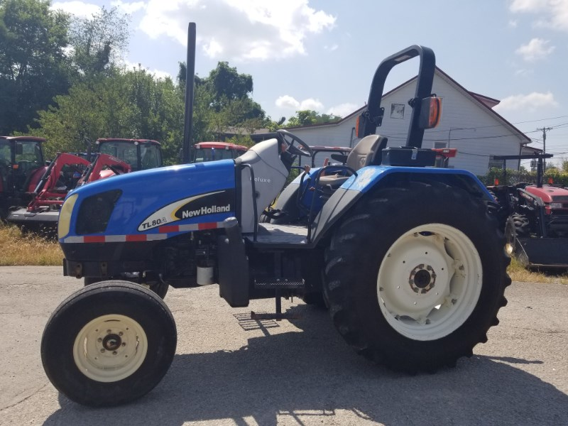2005 New Holland TL80A R2 Tractor For Sale