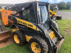 Skid Steer For Sale 2008 New Holland L160 , 46 HP