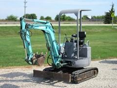 Excavator-Mini For Sale 2002 Kobelco 13 SR