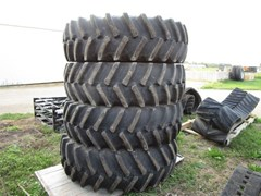 Wheels and Tires For Sale 2017 Case IH 520/85R42  combine duals w/extension hardware