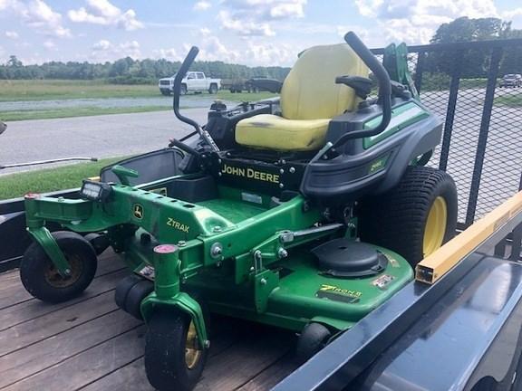 2018 John Deere Z915E Zero Turn Mower For Sale