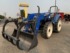 Tractor For Sale 2016 New Holland TS6.110 , 110 HP