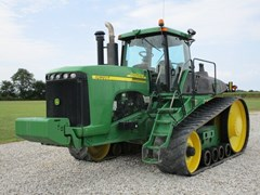 Tractor - Track For Sale 2004 John Deere 9620T , 500 HP