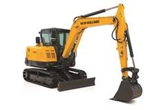 Excavator-Mini For Sale 2021 New Holland E57C , 65.099998474121 HP