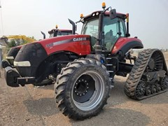 Tractor For Sale 2017 Case IH MAGNUM 340 ROWTRAC CVT