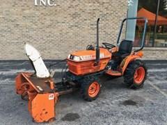Tractor For Sale 1990 Kubota B1550HSD