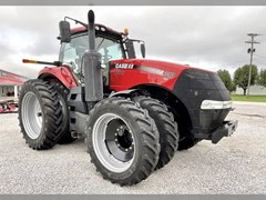 Tractor For Sale 2018 Case IH MAGNUM 310 CVT , 310 HP