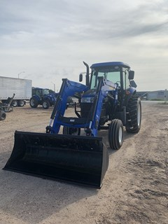 Tractor For Sale New Holland TS6.120