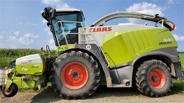2016 CLAAS JAGUAR 940 Forage Harvester-Self Propelled For Sale