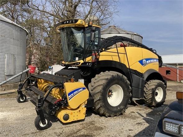 New Holland FR780 Forage Harvester-Self Propelled For Sale