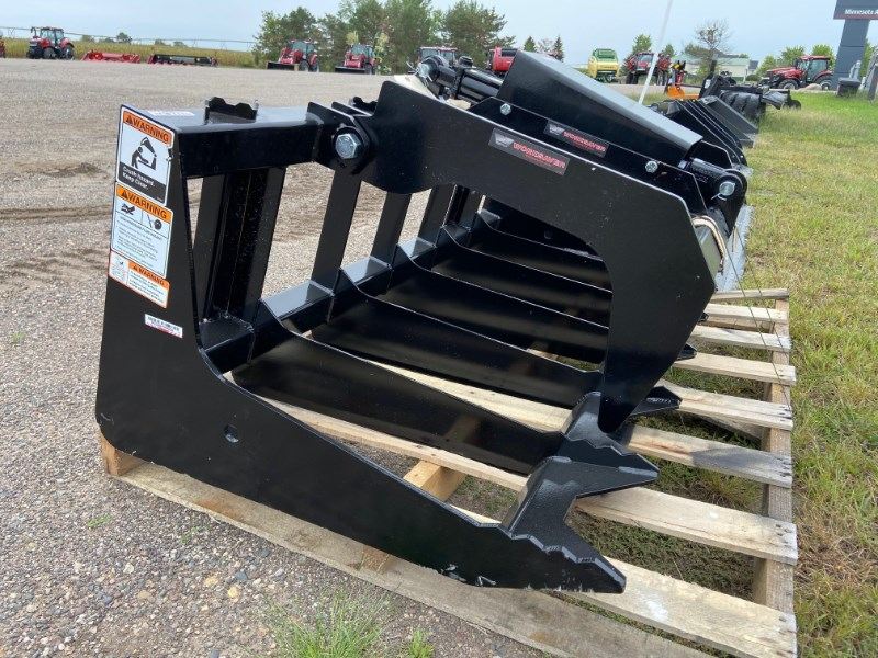 2021 Worksaver ETG-5 Grapple Attachment For Sale