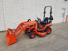 Tractor - Compact Utility For Sale 2021 Kubota BX1880TV54-1