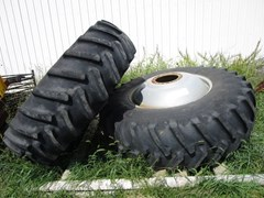 Wheels and Tires For Sale 2019 Firestone 520/85R38 combine tires and rims