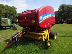 Baler-Round For Sale 2016 New Holland 450