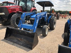 Tractor For Sale 2003 New Holland TN65