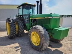 Tractor For Sale John Deere 4850 , 190 HP
