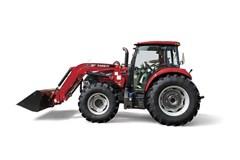 Tractor For Sale 2021 Case IH Farmall 120C Hi-Lo , 117 HP
