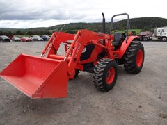 Tractor - Utility For Sale 2011 Kubota M7040 , 71 HP