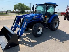 Tractor For Sale 2018 New Holland Workmaster 65 , 65 HP