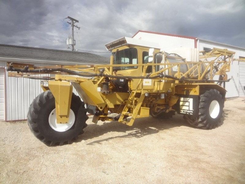 1991 Big A 2800 Floater/High Clearance Spreader For Sale