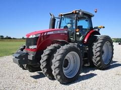 Tractor - Row Crop For Sale 2013 Massey Ferguson 8670 , 300 HP