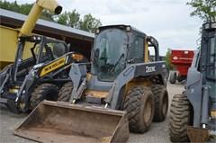 Skid Steer For Sale 2012 John Deere 328