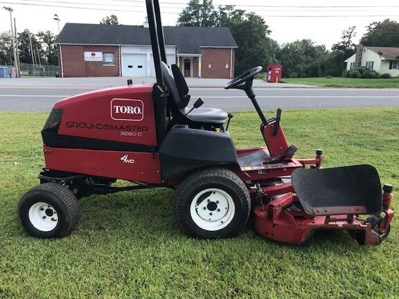 Toro Groundsmaster 3280-D Commercial Front Mowers For Sale