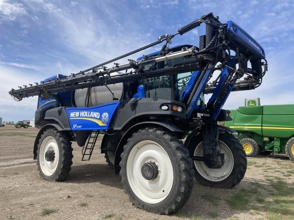 2018 New Holland SP.345F Sprayer-Self Propelled For Sale