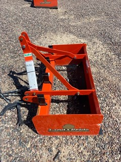 Scraper-Pull Type  Land Pride BB1248