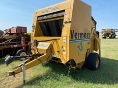 Baler-Round For Sale 2002 Vermeer VM-605XL