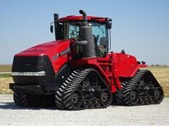 Tractor - Track For Sale 2015 Case IH QUADTRAC 500 , 500 HP