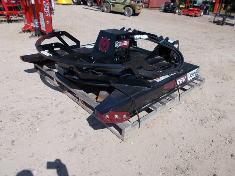 Virnig Virnig V50 OPEN FRONT ROTARY SKID STEER BRUSH CUTT Skid Steer Attachment For Sale