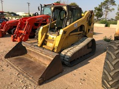 Skid Steer-Track For Sale 2007 Caterpillar T300 , 81 HP