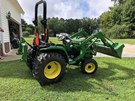 Tractor - Compact Utility For Sale:  2020 John Deere 3032E , 32 HP