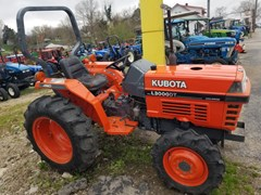 Tractor For Sale 2001 Kubota L3000DT , 30 HP