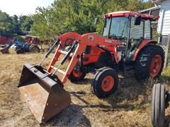 Tractor For Sale 2005 Kubota M9000 C2L , 90 HP