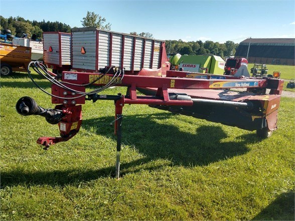 2016 New Holland H7330 Windrower-Pull Type For Sale