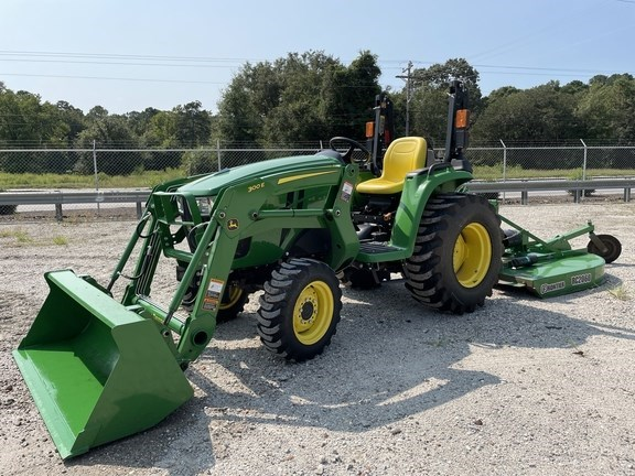2019 John Deere 3025E Tractor - Compact Utility For Sale