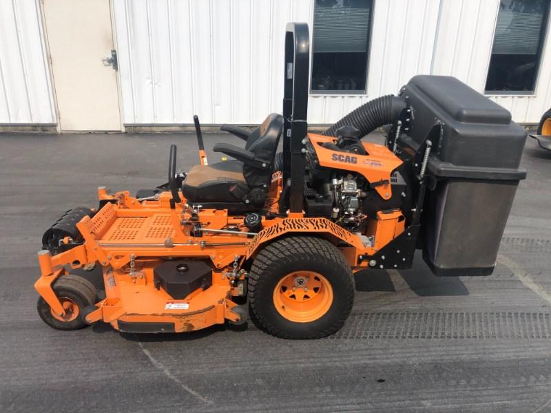 2019 Scag STTII-61V-37BV Zero Turn Mower For Sale