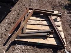Telehandler Attachment For Sale Other shaft pallet forks
