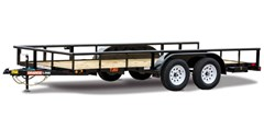 Utility Trailer For Sale 2022 Orange Line TU60-16